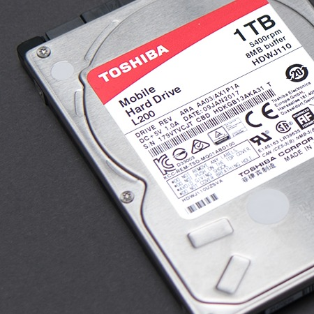Toshiba introduces new line of internal Hard Drives