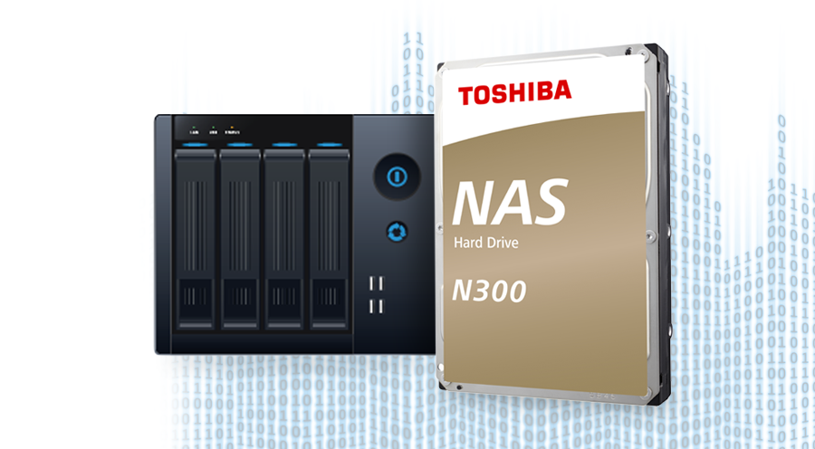 Toshiba - Internal Hard Drives - N300