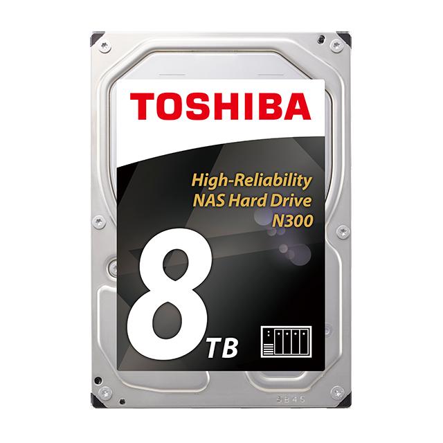 Toshiba - Internal Hard Drive - N300