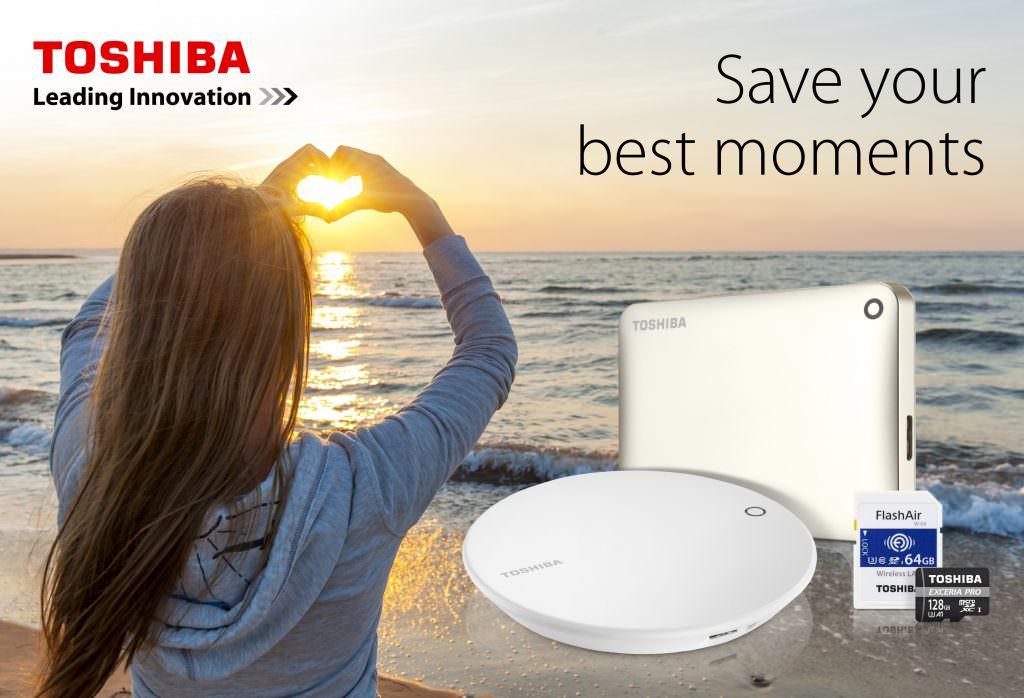 Toshiba - Summermailing