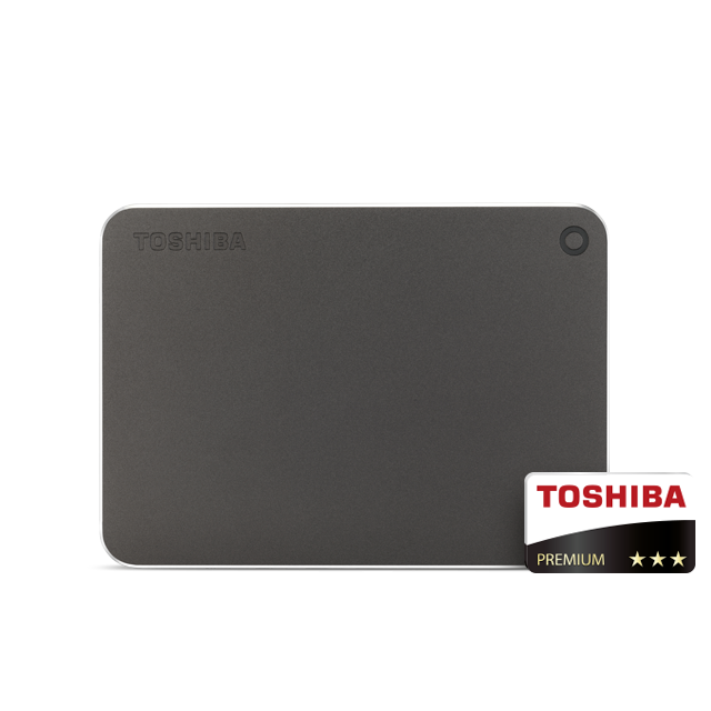 Toshiba - Portable Hard Drives - Canvio Connect II
