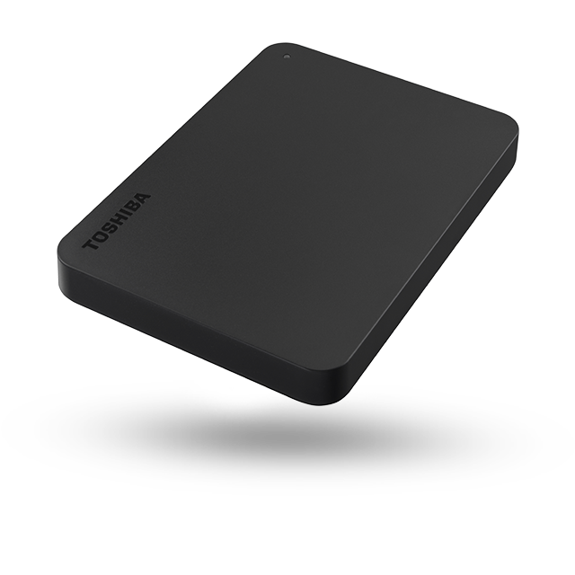 Toshiba - Portable Hard Drives - Canvio Basics