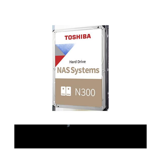Toshiba N300 NAS Hard Drive 4