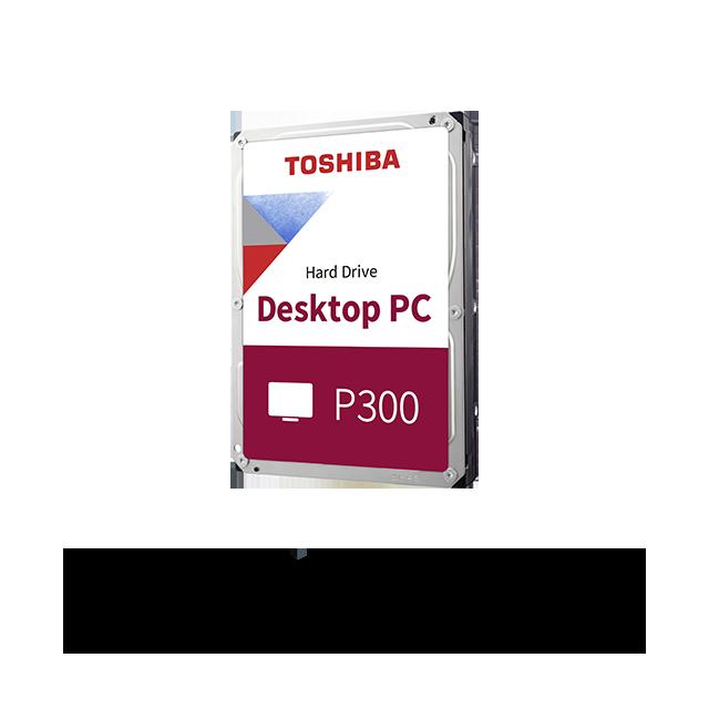 Toshiba P300 Desktop PC Hard Drive 4