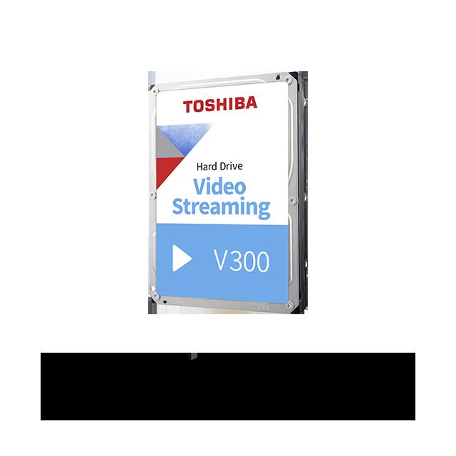 Toshiba V300 Video Streaming Hard Drive 4