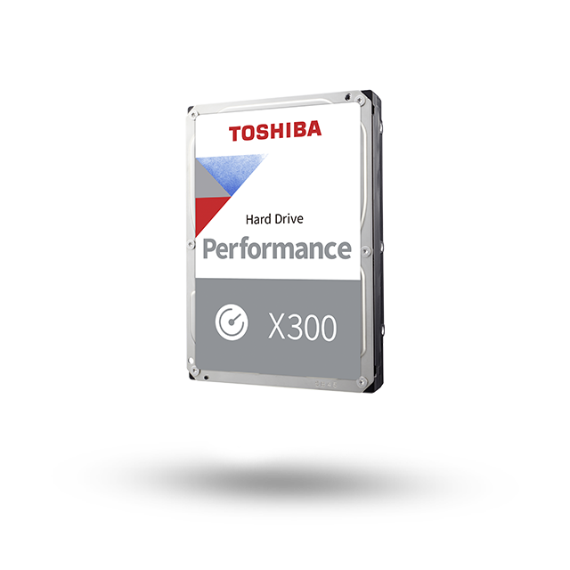 Toshiba X300 Performance Hard Drive 4