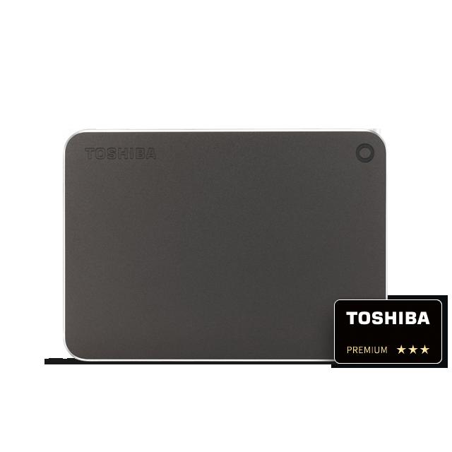 HDTC940XK3CA Black Toshiba Canvio Advance 4TB Portable External HDD USB 3.0