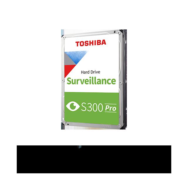 Toshiba S300 Pro Surveillance Hard Drive 3