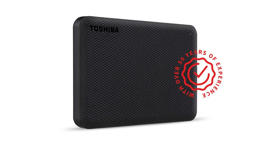 Toshiba Canvio Advance External Hard Disk 10